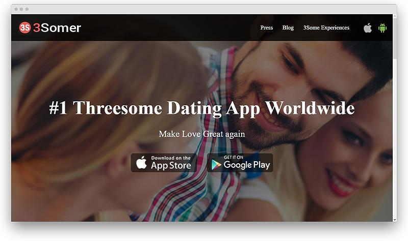 screenshot www 3somerapp com 1575574594462 - Threesome dating apps for perfect hot trysts. Find a threesome!