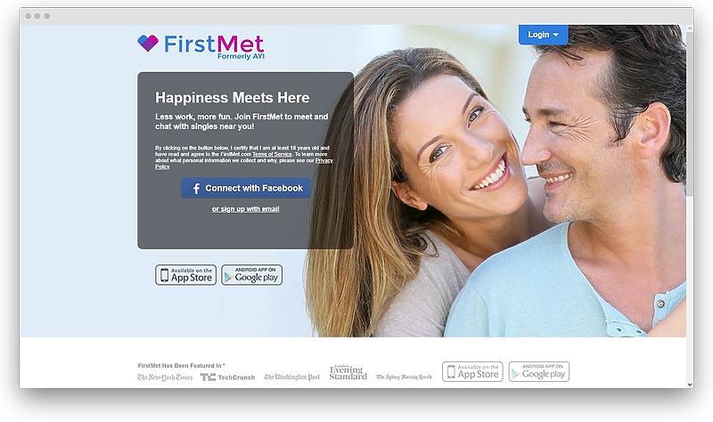 screenshot www firstmet com 1575593793640 - Mature dating app: best 14 mature apps for dating
