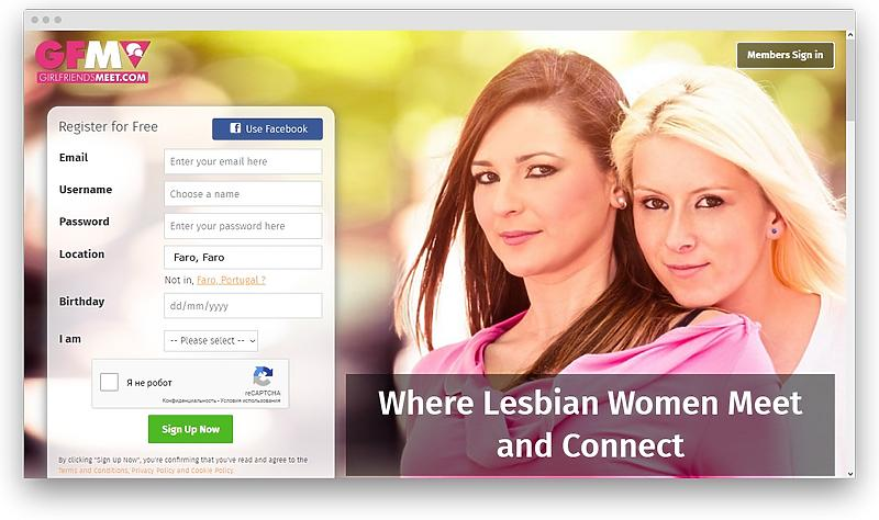 screenshot www girlfriendsmeet com 1575411435735 - The best LGBT dating sites to try right now