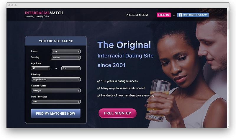 screenshot www interracialmatch com 1575631313400 - Best black dating apps