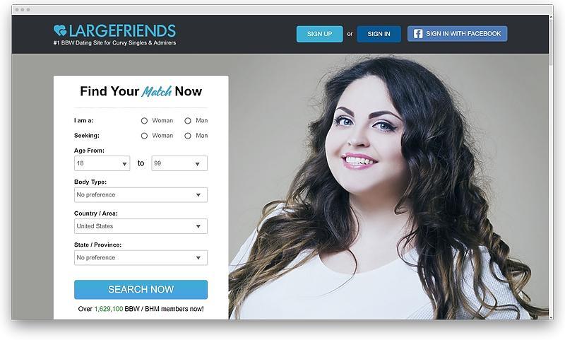 Overweight dating websites 50 dating login