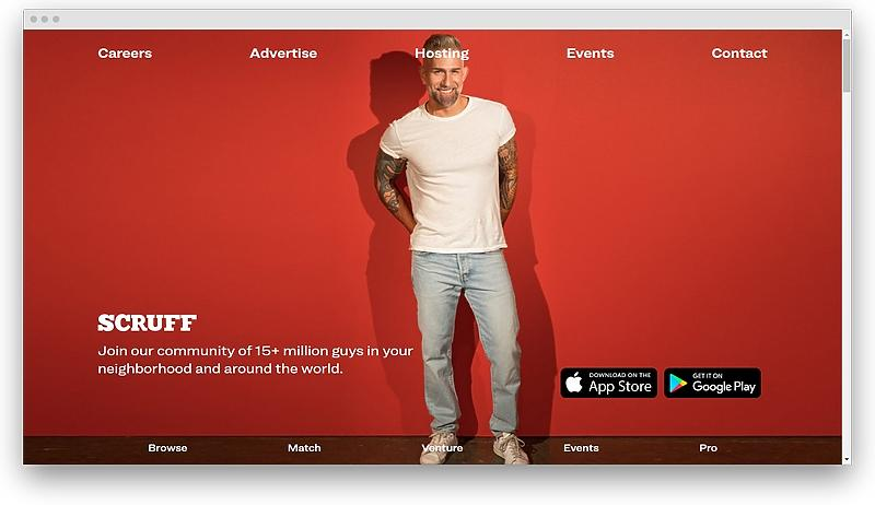 screenshot www scruff com 1572519440778 - The best LGBT dating sites to try right now