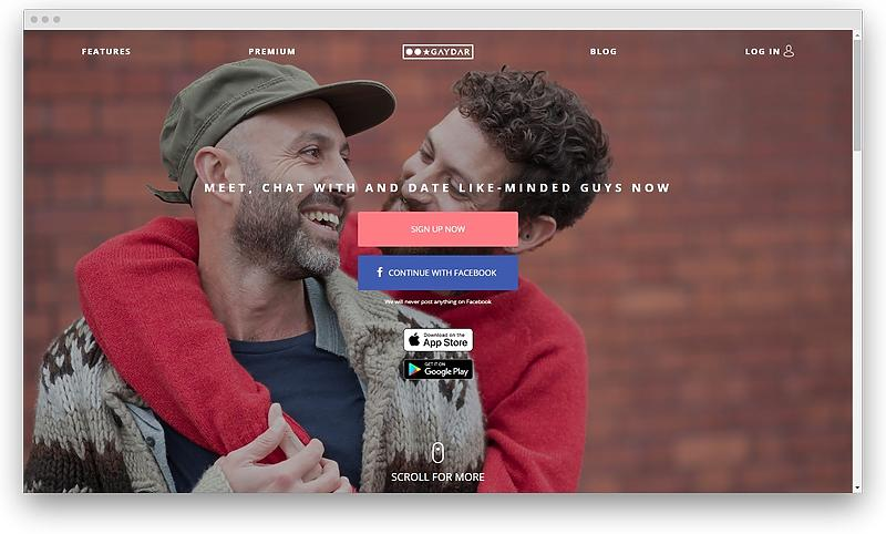 gaydar net - The best LGBT dating sites to try right now