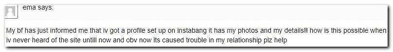 Instabang review  - Hookup with a bang: my experience of dating on Instabang