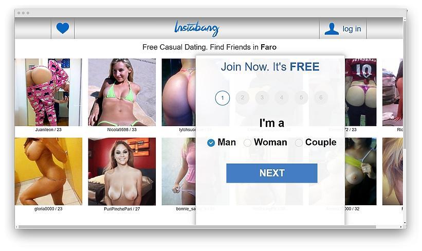 Instabang review screenshot 02 1 - Hookup with a bang: my experience of dating on Instabang