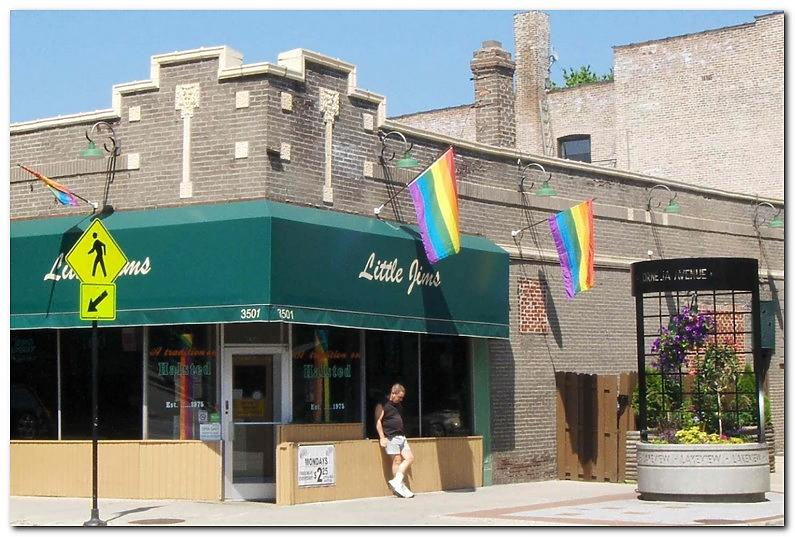 Little Jims Tavern c - The 20 best gay bars in Chicago