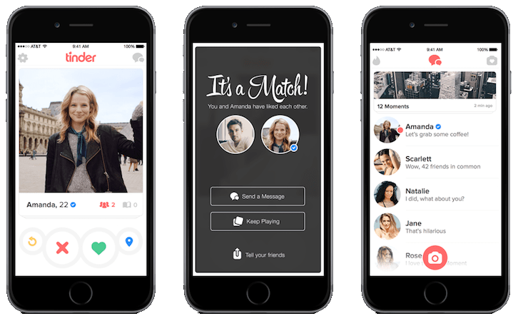 Tinder mob - The best dating apps of 2020