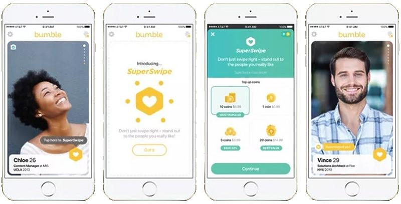 bumble app - Best dating apps - your top picks