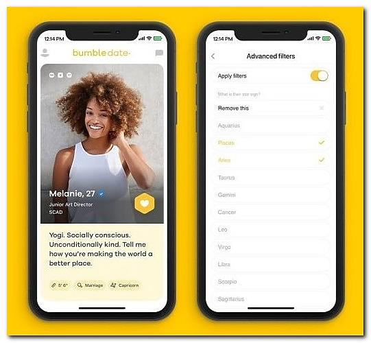 bumble2 - LGBT dating apps - 10 best apps for lesbians & single LGBT