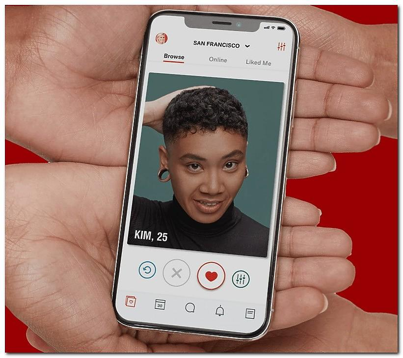 her app hands - LGBT dating apps - 10 best apps for lesbians & single LGBT