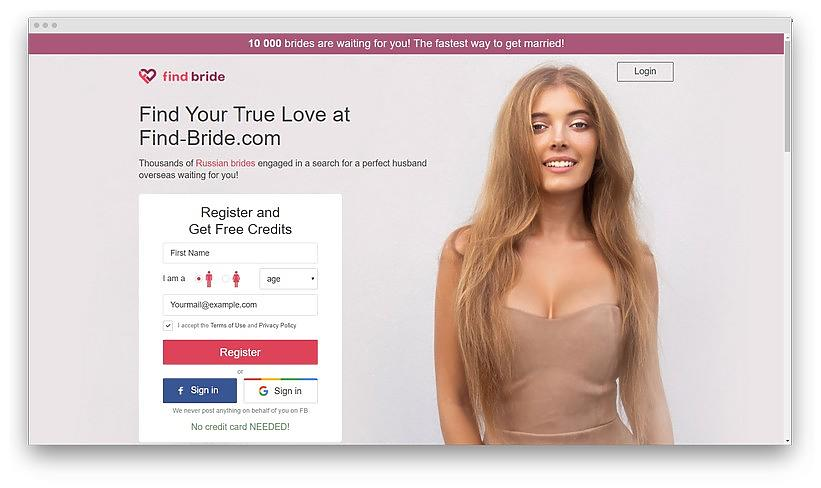 screenshot find bride com 15 - 11 sex sites review