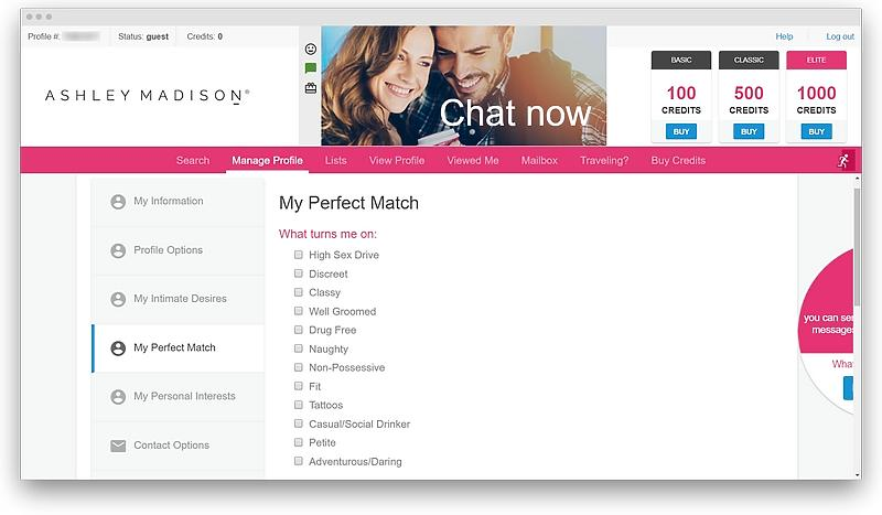 Ashley Madison dating service detailed review 16 - Ashley Madison dating service detailed review