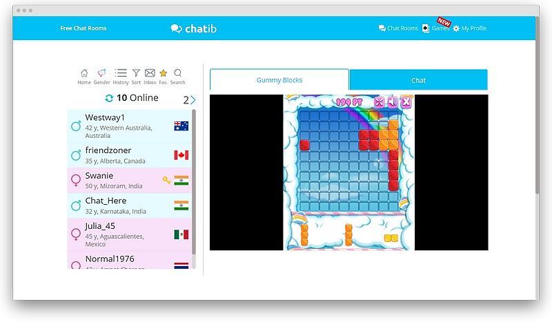 Chatib hookup on a chat platform 11 - Chatib review: how big are hookup chances on a chat platform
