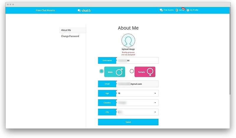 Chatib hookup on a chat platform 14 - Chatib review: how big are hookup chances on a chat platform