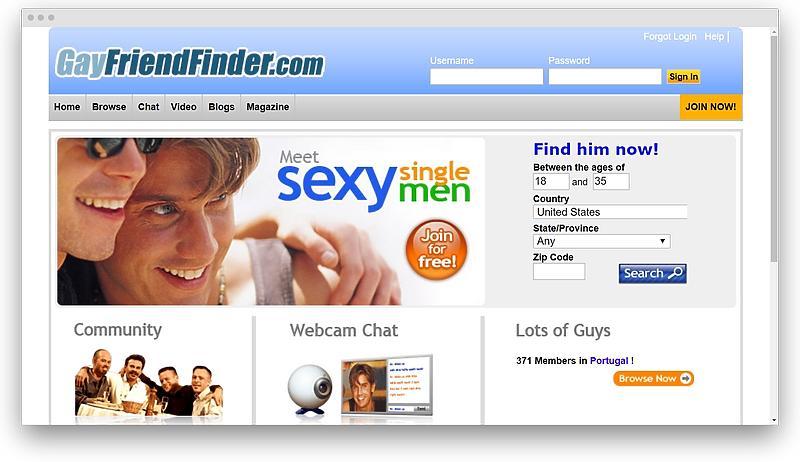 Does GayFriendFinder work 01 - Gay Friend Finder review: does GayFriendFinder work: I signed up to find out