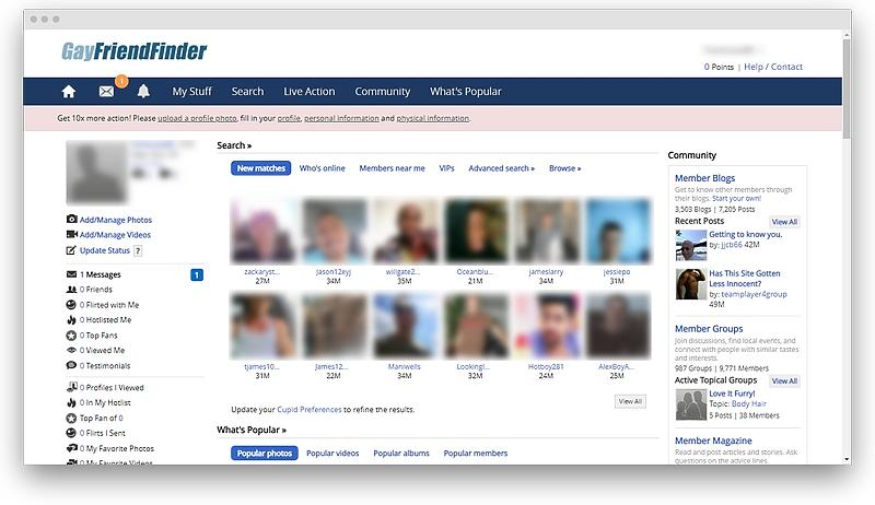 Does GayFriendFinder work 10 - Gay Friend Finder review: does GayFriendFinder work: I signed up to find out