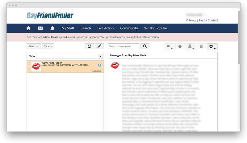Does GayFriendFinder work 11 - Gay Friend Finder review: does GayFriendFinder work: I signed up to find out