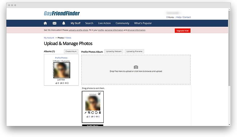 Does GayFriendFinder work 12 - Gay Friend Finder review: does GayFriendFinder work: I signed up to find out