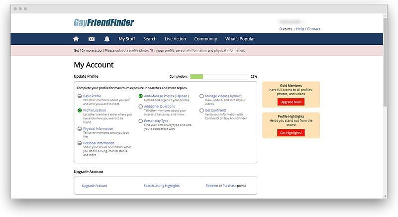 Does GayFriendFinder work 14 - Gay Friend Finder review: does GayFriendFinder work: I signed up to find out