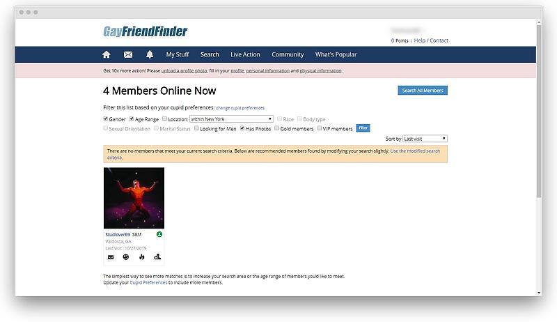 Does GayFriendFinder work 15 - Gay Friend Finder review: does GayFriendFinder work: I signed up to find out