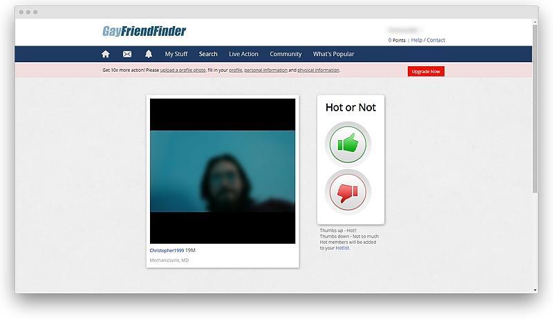 Does GayFriendFinder work 16 - Gay Friend Finder review: does GayFriendFinder work: I signed up to find out
