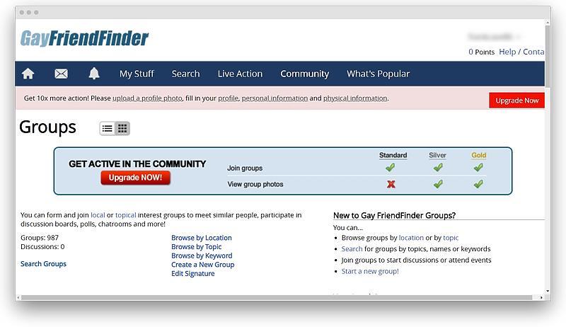 Does GayFriendFinder work 18 - Gay Friend Finder review: does GayFriendFinder work: I signed up to find out