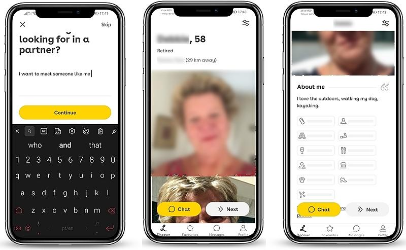 Lumen dating app review 03 - Lumen Dating Site Review: how I tried senior Lumen dating app and why it didn't work for me