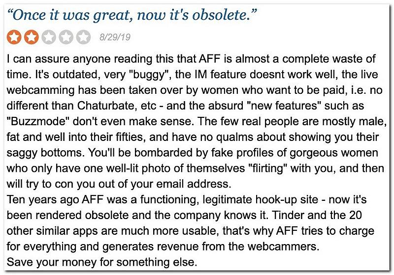 adultfriendfinder reviews - AdultFriendFinder review: does it really work