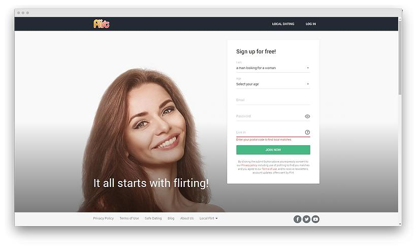 Flirt.com reviews