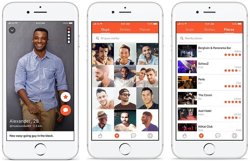 screenshot hornet.com 2019.10.31 10 54 11 - Best gay dating apps — meet gay singles for hookup & sex