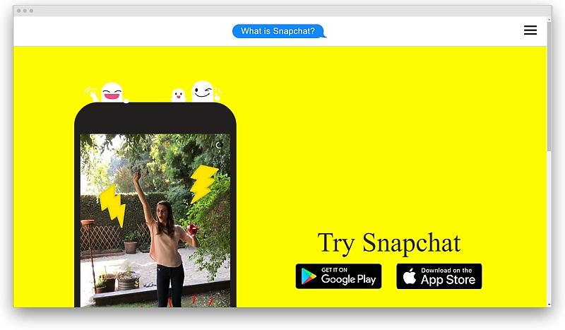screenshot www snapchat com download 1571996813670 - 8 best ways to be anonymous when sexting online