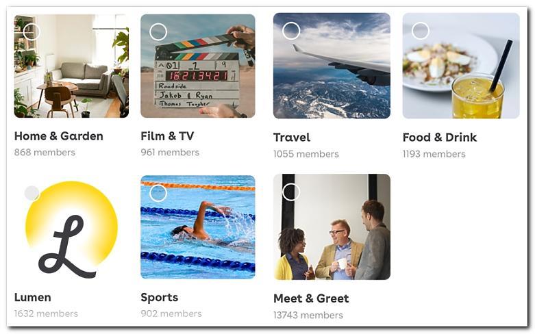 senior Lumen dating app 02 - Lumen Dating Site Review: how I tried senior Lumen dating app and why it didn't work for me
