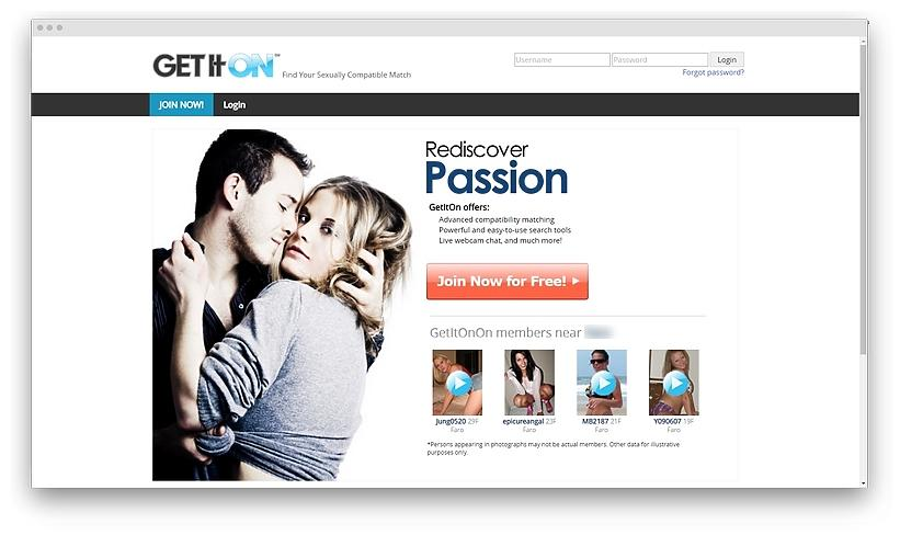 tried getting hookups on Getiton 1 - Top 15 threesome websites