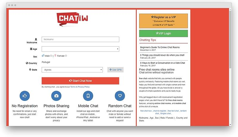 How I tried to meet a hookup on Chatiw review 01 - Chatiw review: how I tried to meet a hookup on Chatiw