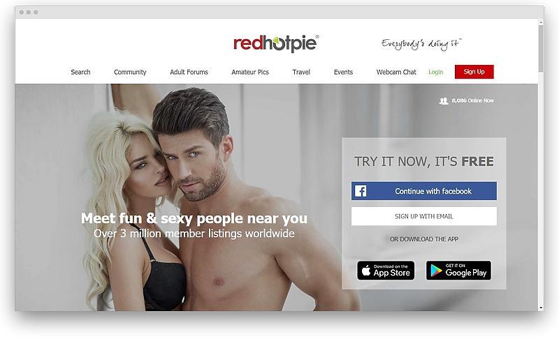 RedHotPie dating platform review 01 - RedHotPie dating platform review
