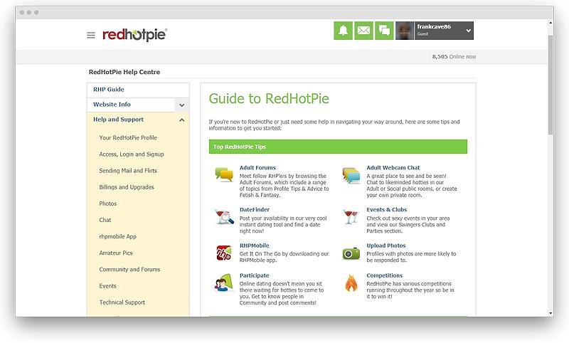 RedHotPie dating platform review 22 - RedHotPie dating platform review