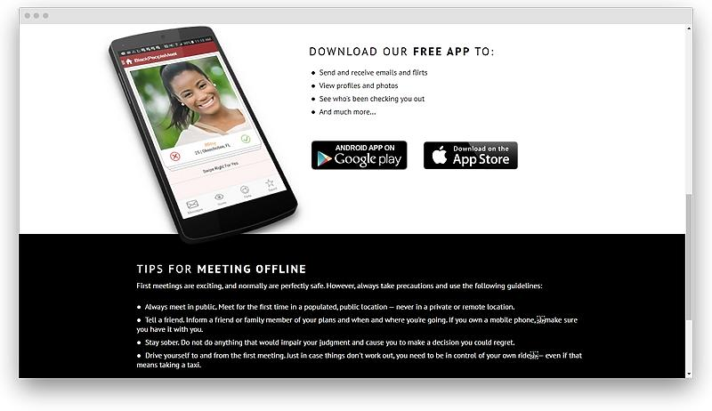 blackpeoplemeet com dating platform review 01 - BlackPeopleMeet review 2020