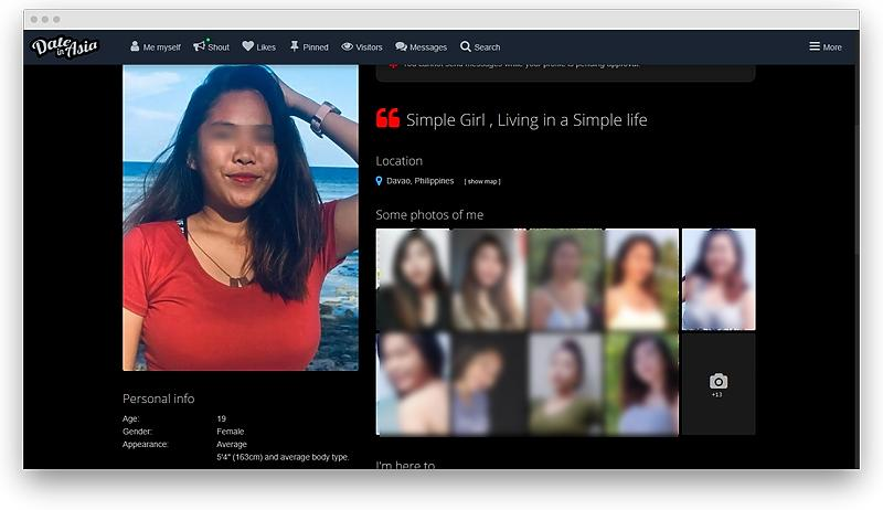 dateinasia com dating platform review 08 - DateInAsia Review 2020 - Fake or real date?