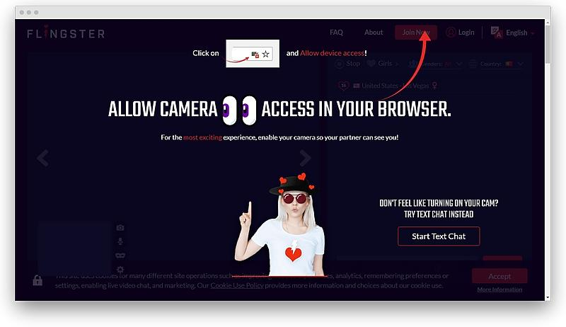 flingster com review 05 - Flingster review: is anonymous video chat worth it