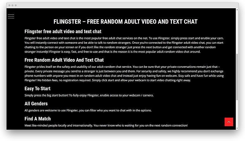 flingster com review 16 - Flingster review: is anonymous video chat worth it