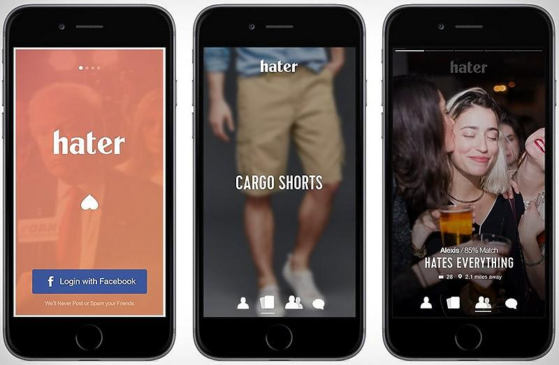 hater app - 19 free dating sites with no sign up
