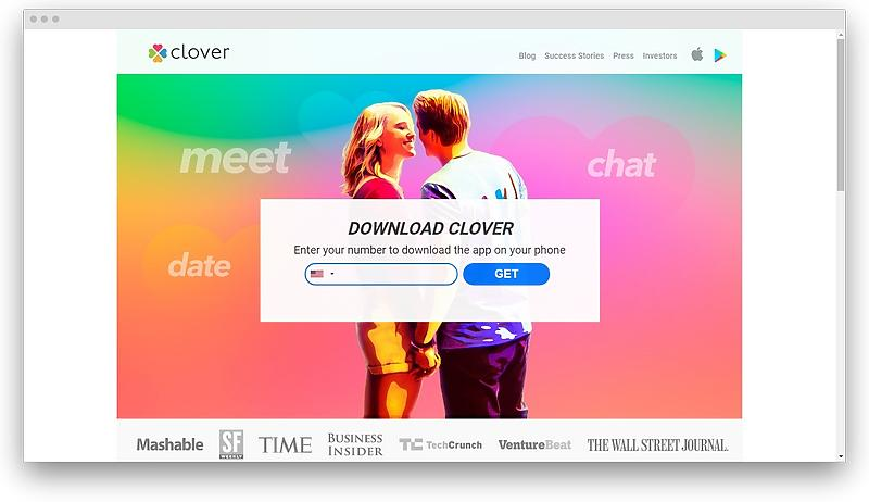 screenshot clover co 1573161116478 - Lesbian dating — 10 best websites for lesbi