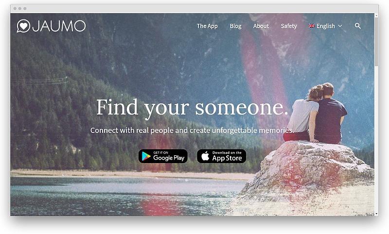screenshot jaumo com - Most popular like Tinder dating apps in 2020