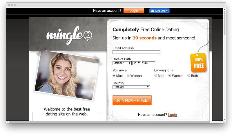 screenshot mingle2 com - Houston hookup review — where to get laid