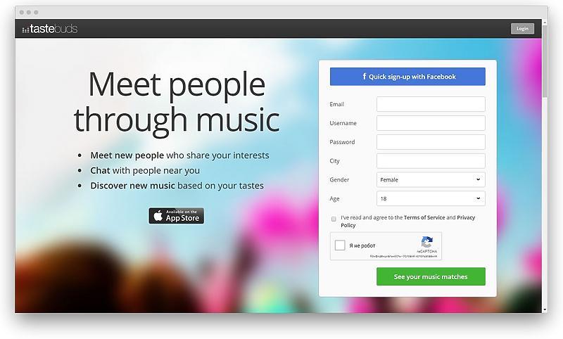 screenshot tastebuds fm 1574254698142 - Most popular like Tinder dating apps in 2020