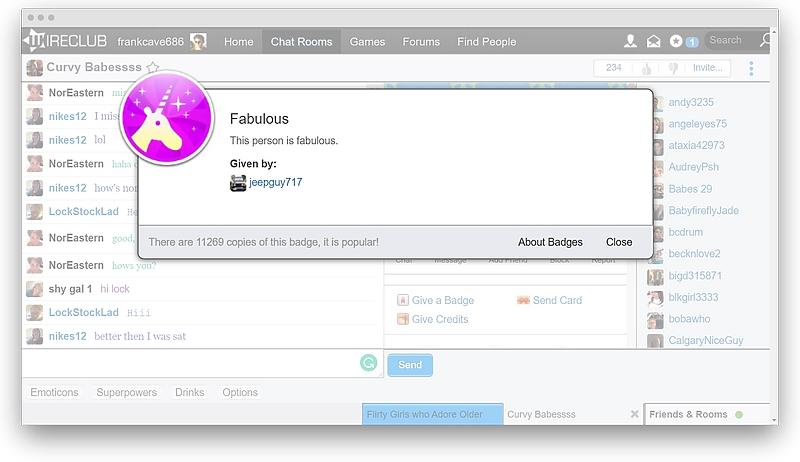 screenshot www wireclub com chat room curvy babessss 1573693036766 - Wireclub review 2020
