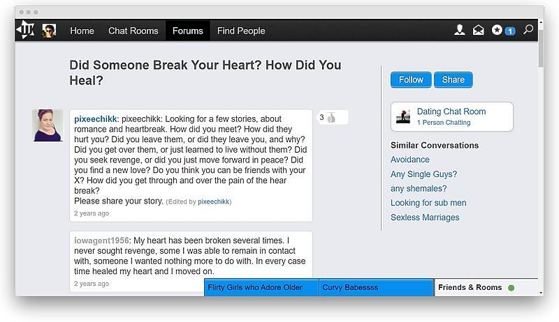 screenshot www wireclub com topics dating conversations WYT2xAPWaBlknVPM0 1573693193688 - Wireclub review 2020