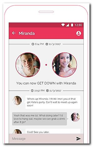 Down Dating app Review 01 - How does it feel to get down on the Down Dating app
