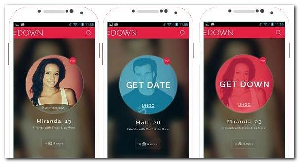 Down Dating app Review 04 - How does it feel to get down on the Down Dating app