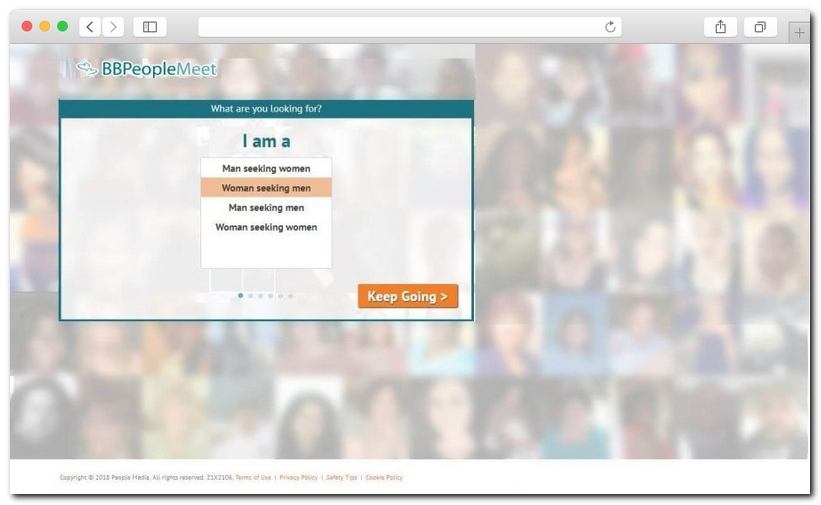 BBPeopleMeet review 01 - How is it to date on a plus-size service: my full BBPeopleMeet review